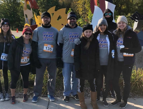 """2019 """"Get Your Rear in Gear"""" 5k Event for Colon Cancer"""