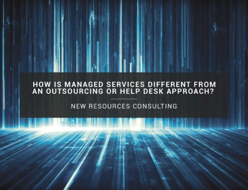 Managed Services vs. Help Desk Approach?