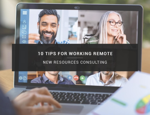 10 Tips for Working Remote
