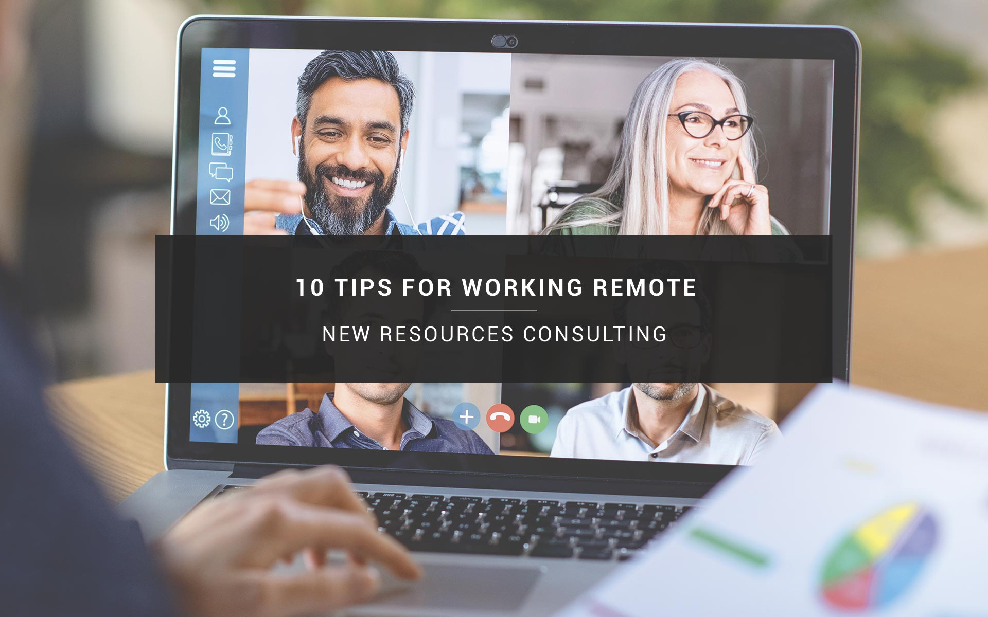 10 Tips for Working Remote | Webinar: Virtual Project Management | PeopleSoft Managed Services | Oracle | Managed Services | Tech Support | New Resources Consulting