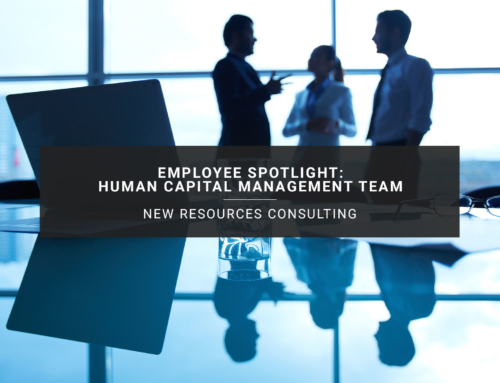 Employee Spotlight: Human Capital Management Team