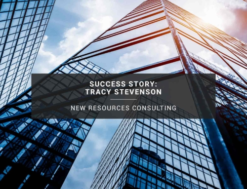 Success Story: Tracy Stevenson