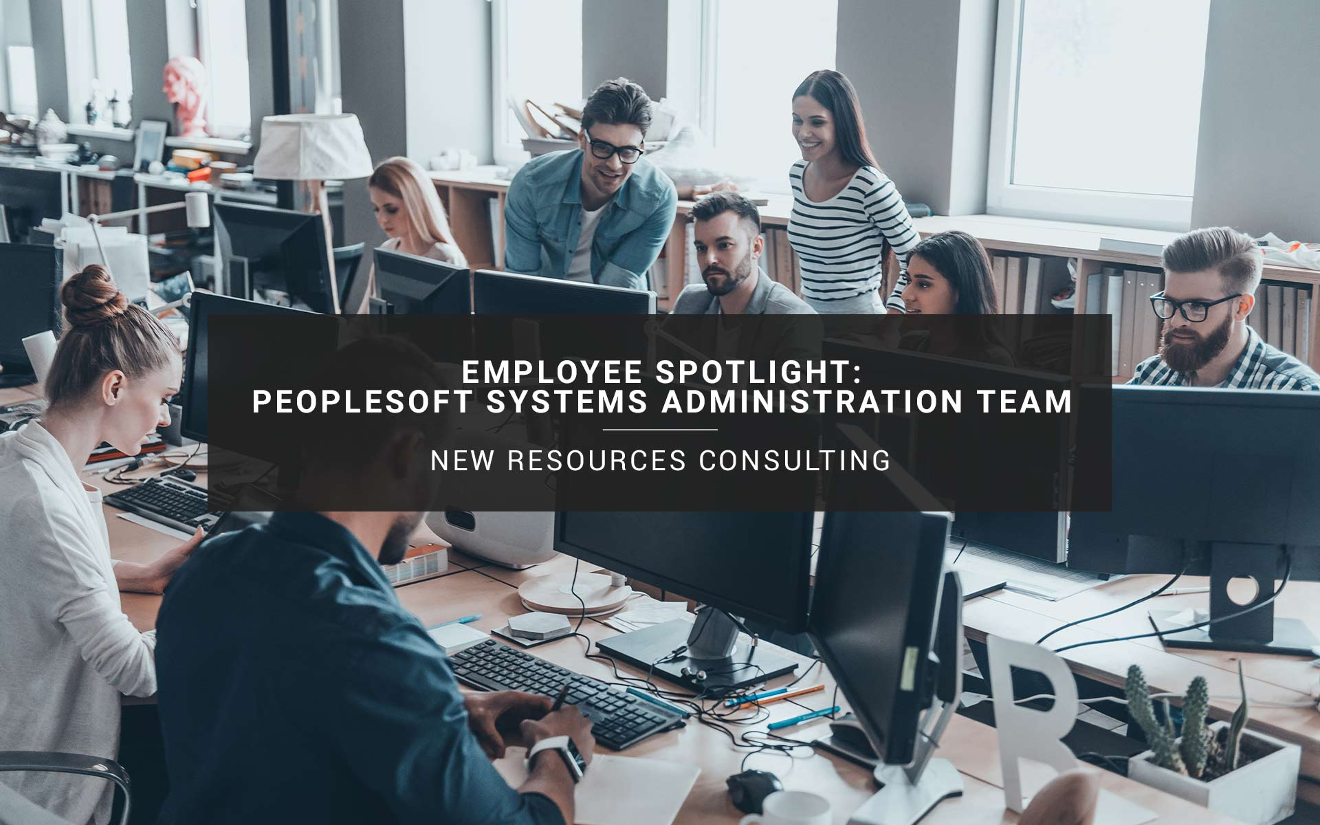 PeopleSoft Systems Administration Team | New Resources Consulting