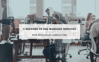 5 Reasons To Use Managed Services